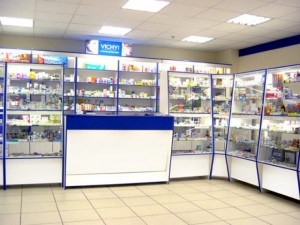 Минимальный ассортимент российских аптек сократится в 2,5 раза