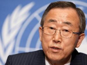 Пан Ги Мун призвал страны мира обеспечить достаточные капиталовложения в сферу профилактики и лечения СПИД