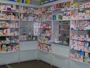 Минздравсоцразвития  России намерено сократить число видов аптечных организаций