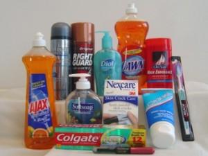 Компоненты антибактериального мыла повреждают половые органы