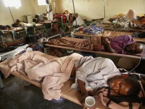 Число умерших от холеры в Нигерии превысило 780 человек