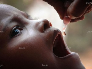 На юге России прививку от полиомиелита получили 1,6 млн. детей
