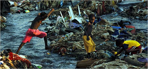 Жертвами холеры на Гаити стали 643 человека