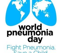 Сегодня отмечается Всемирный день борьбы с пневмонией