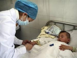 Энтеровирус 71 может распространяться воздушно-капельным путем