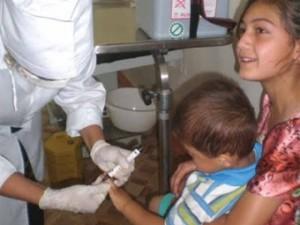 Родители шести тысяч детей на юге России отказались от прививок против полиомиелита