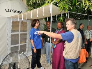 ООН выяснит причины эпидемии холеры на Гаити