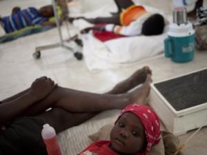 СМИ: вероятность новой пандемии холеры не исключена