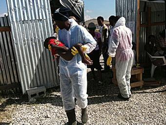 Число умерших от холеры на Гаити превысило 2500 человек