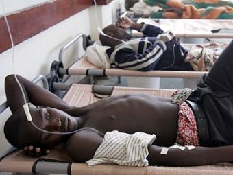 Число жертв холеры на Гаити превысило четыре тысячи человек