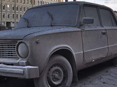 Еще один источник инфекций — грязный автомобиль