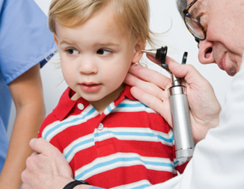 Антибиотики помогают при ушных инфекциях у детей