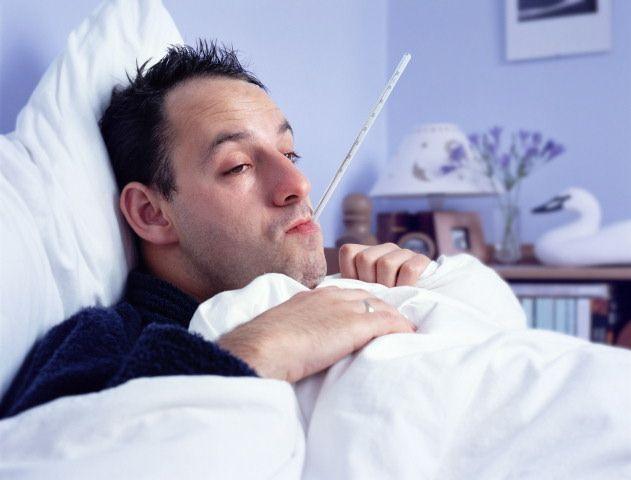 В Киеве заболеваемость гриппом вдвое ниже эпидпорога