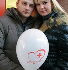 Беларусь отпразднует День святого Валентина акцией в поддержку борьбы со СПИДом