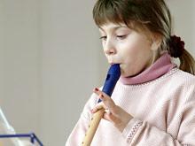Музыкальные кружки могут стать причиной астмы и опасной инфекции у детей