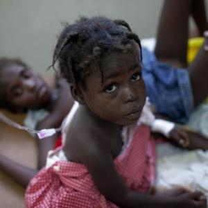 Холера на Гаити выходит из-под контроля