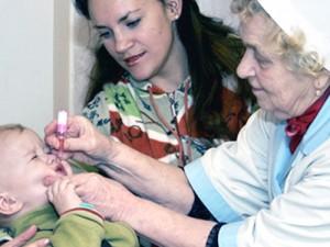 В СКФО пройдет дополнительная вакцинация против полиомиелита