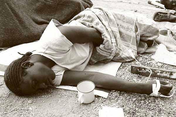 Число жертв эпидемии холеры на Гаити превысило 4,6 тыс человек