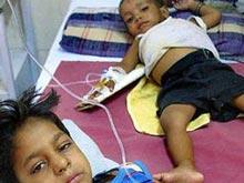 В Индии разгорается эпидемия загадочной инфекции
