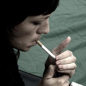 Женщины и курение: только факты