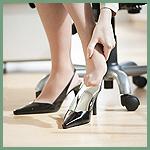 Не подходит обувь? Диагноз — плоскостопие!