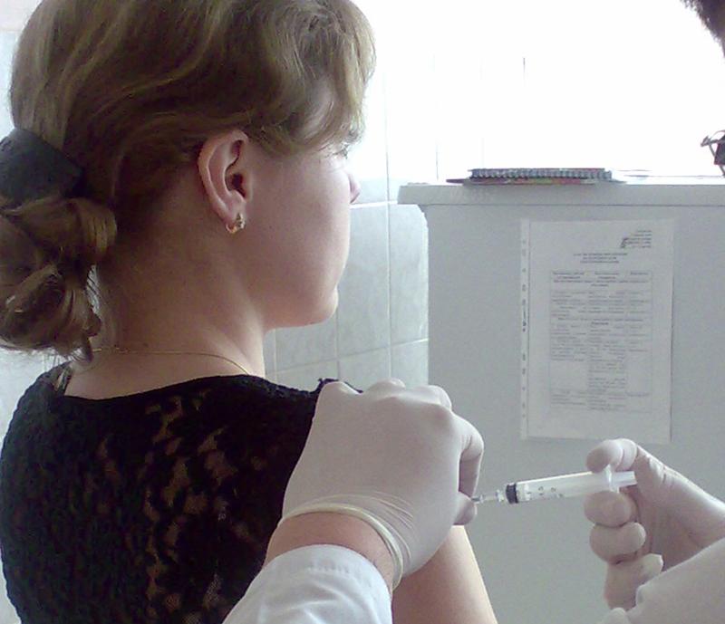 Новая вакцина против гепатита C