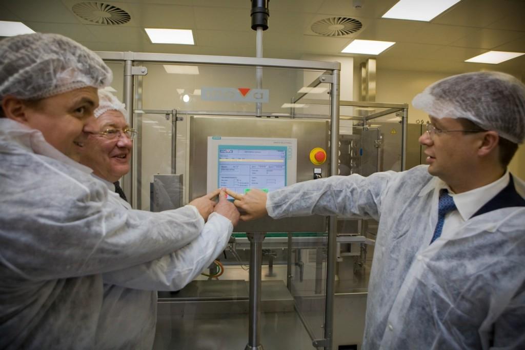 Pfizer и «Петровакс» стали партнерами по производству пневмококковой вакцины