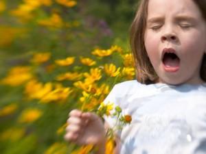 Весенний бум для аллергика
