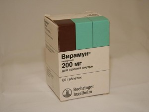 FDA одобрило Вирамун (невирапин) в форме таблеток 400 мг для комбинированной терапии инфекции ВИЧ-1 у взрослых пациентов