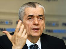 Эпидемия кори может прийти из Европы, уверен Онищенко