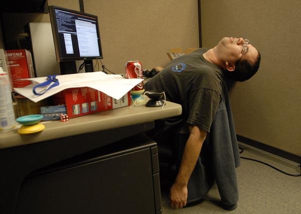 Между вирусом XMRV и синдромом хронической усталости связи не выявлено