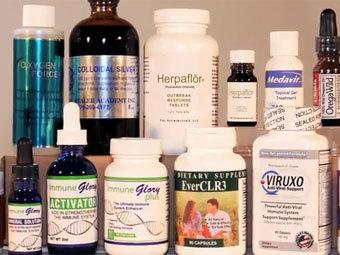 Американские власти объявили войну фальшивым лекарствам от половых инфекций