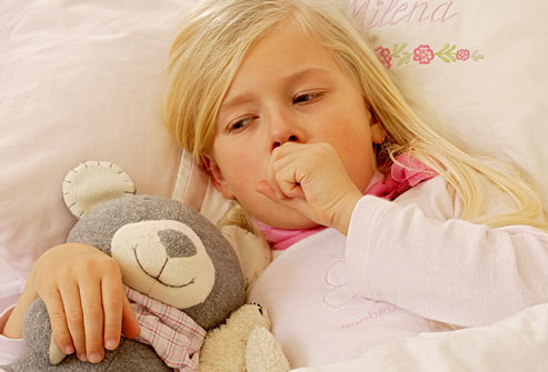 В распространение детской астмы есть вина родителей