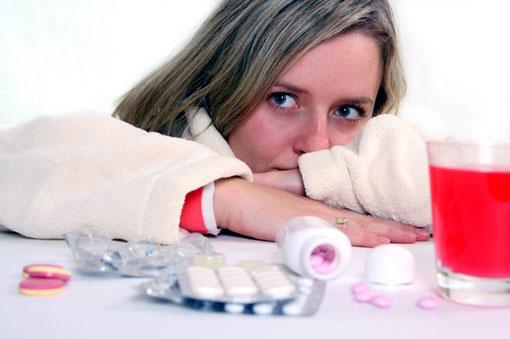 Температура не проходит после антибиотиков