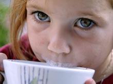 Стакан молока вместо шприца — прорыв в вакцинации