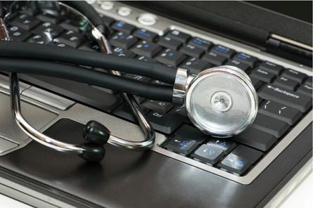 Сохрани своё здоровье при работе на ноутбуке