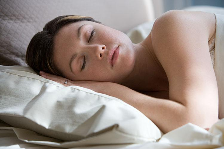 Как похудеть во время сна?