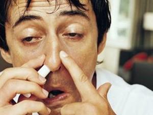 Хронический насморк боится меда