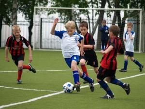 Занятие спортом помогут укрепить детский организм