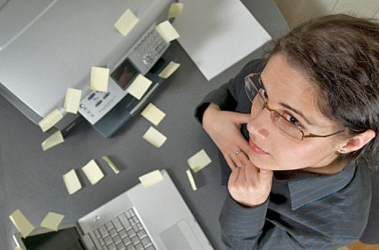 Работа в офисе губит наше здоровье