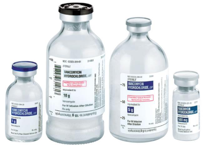 Модифицированный ванкомицин побеждает бактерии, устойчивые к антибиотикам