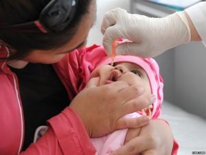 Этот ужасный и опасный полиомиелит. Остерегайтесь!