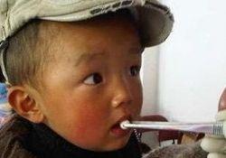 Вспышка полиомиелита в Китае вызвана вирусом пакистанского происхождения
