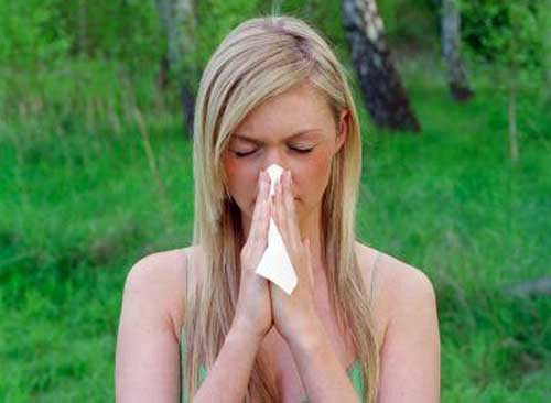 Как распознать аллергический ринит