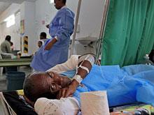 Холера наносит Африке серьезный удар