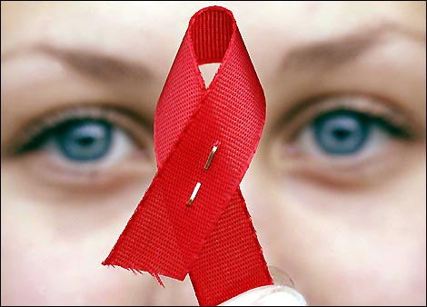 Растет число ВИЧ-инфицированных россиян