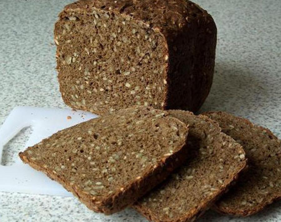 Ржаной хлеб поможет устранить герпес