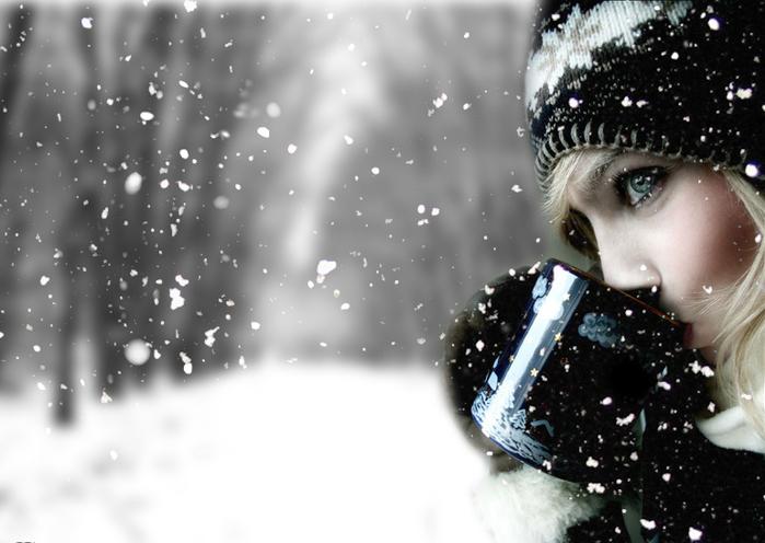 Как сохранить здоровье зимой и быть красивой