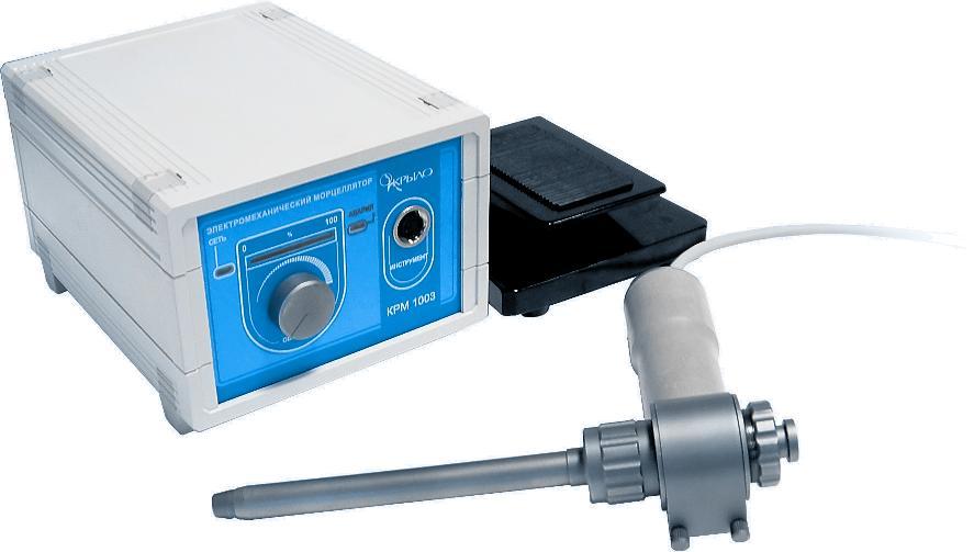 Эндохирургическое оборудование: морцеллятор, дерматом