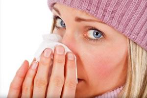 Основные симптомы слабого иммунитета